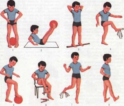 Массаж и гимнастика при плоскостопии у детей. - Курсы массажа в ...